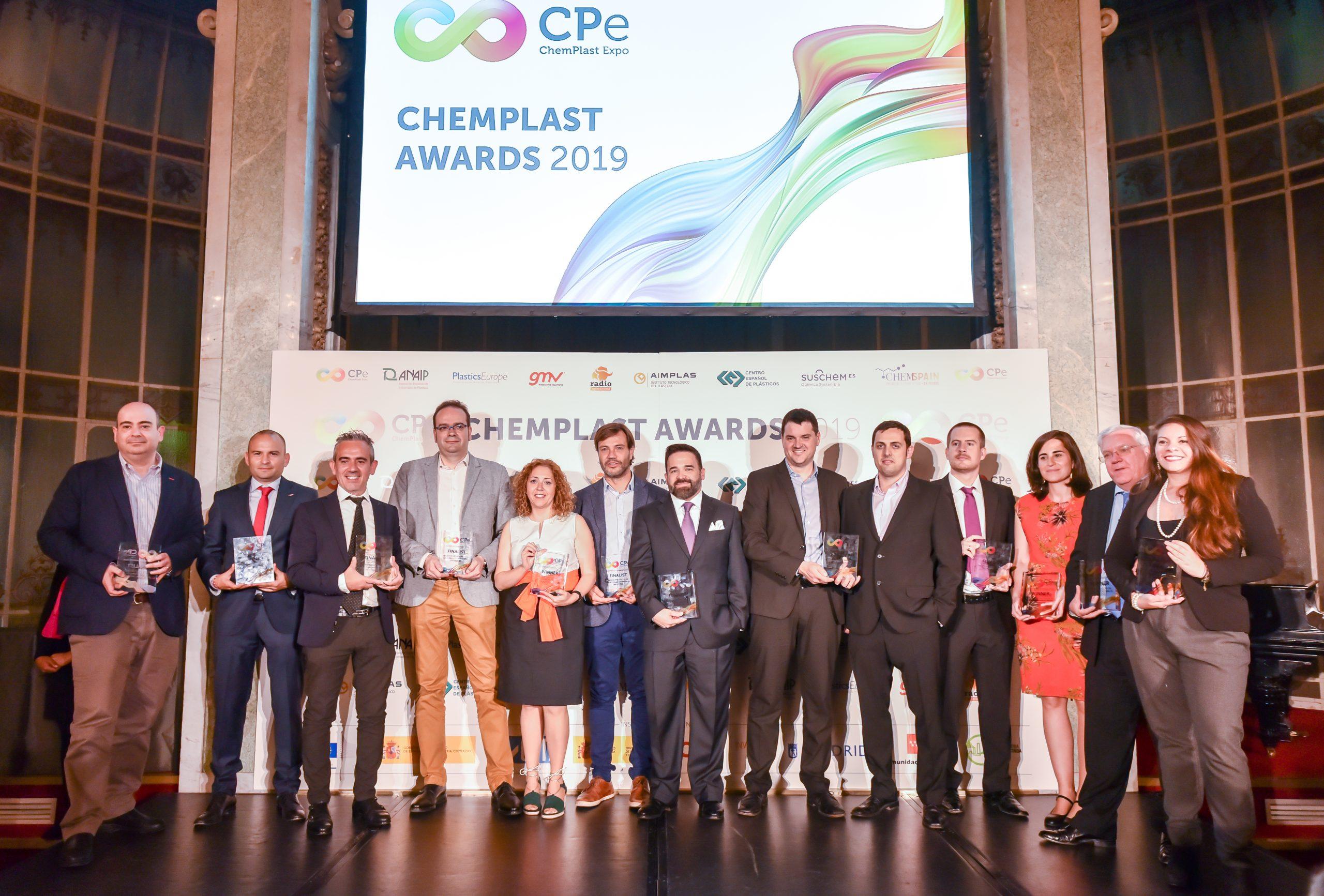 Los ChemPlast Awards 2021 reconocerán la excelencia en sostenibilidad, nuevos materiales y economía circular
