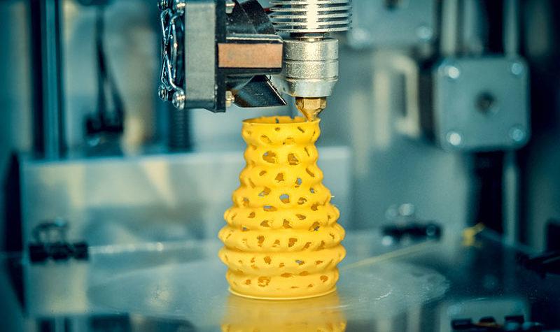 El papel de los materiales plásticos en la fabricación aditiva