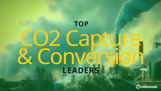 Top CO2 Capture and Conversion Leaders