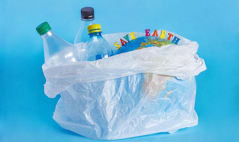 Innovación: bolsas de plástico solubles en agua