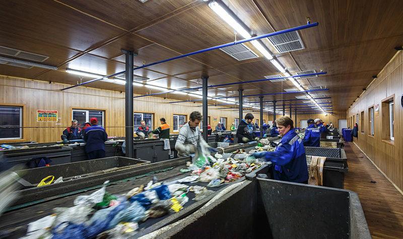 El reciclaje de plásticos como energía renovable