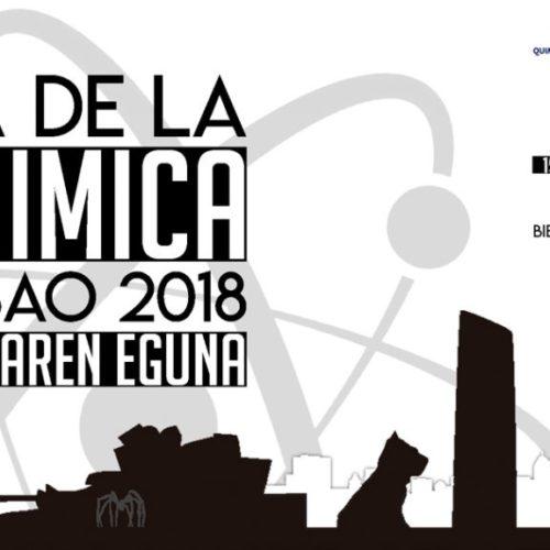 Día de la Química, 15 de noviembre en Bilbao