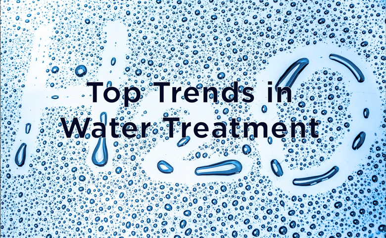 Top Trends i Water Treatment